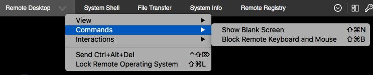 ctrl alt del in mac keyboard